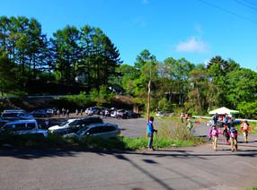 本日、登山体力セルフチェックのイベントが行われました。