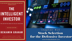 The Intelligent Investor in Hindi : Stock Selection for the Defensive Investor