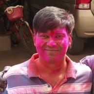 Rajnish Gupta Holi Celebration at Holi