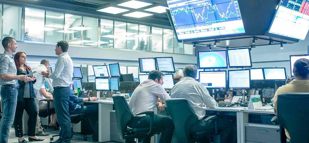 A bolsa de valores no seu dia a dia