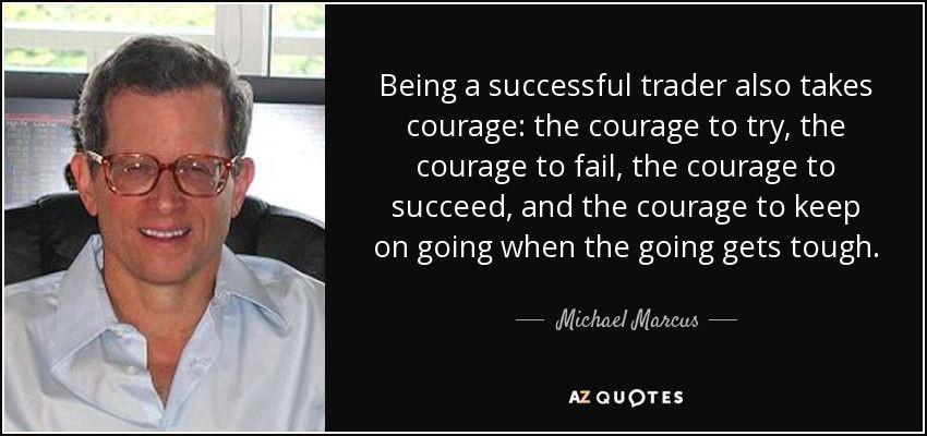 Michael Marcus: a sorte nunca bate duas vezes