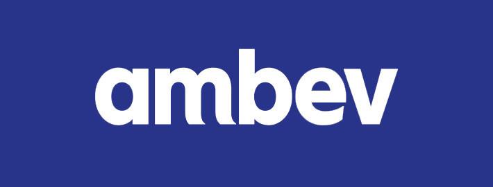 Ação da empresa Ambev