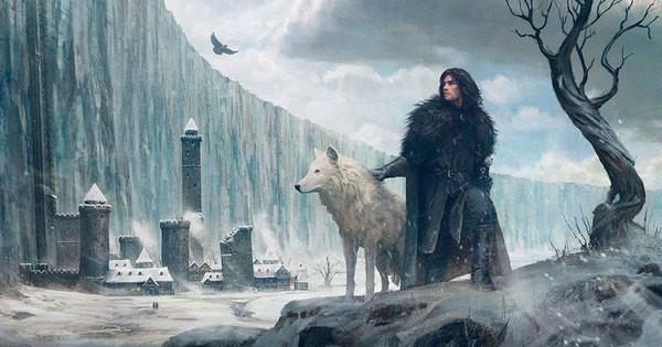 Game of Thrones I – O Cavaleiro da Muralha