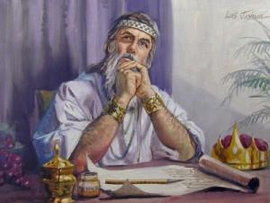 Rei Salomão e a importância da diligência em nossos investimentos