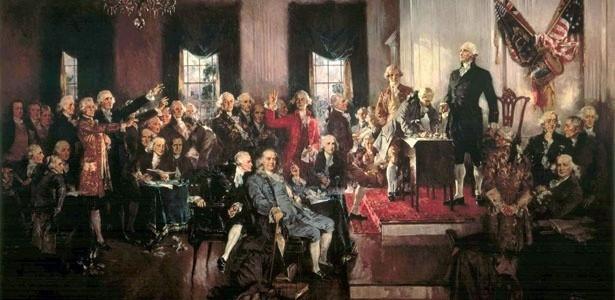 Benjamin Franklin: exemplo de enriquecimento