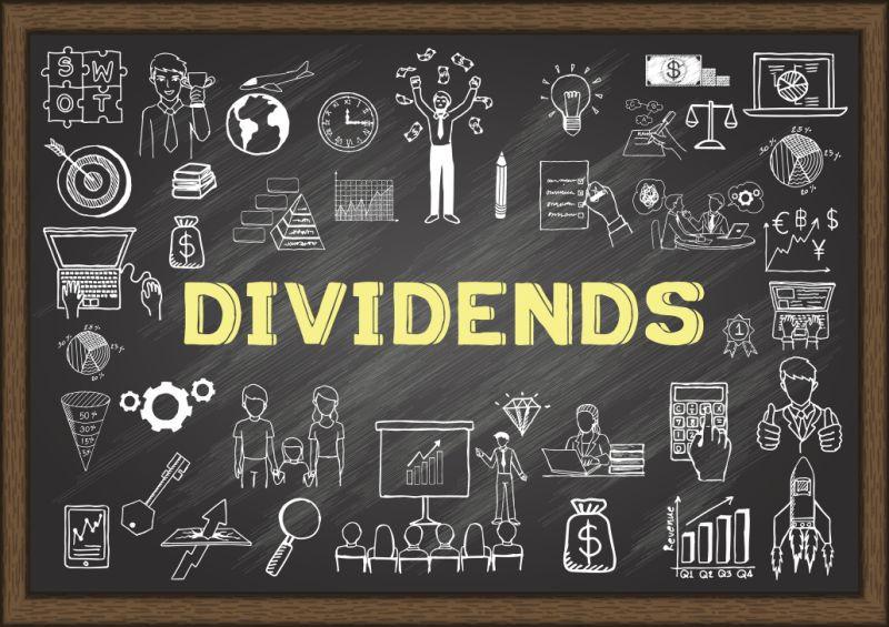 Ações para dividendos em 2020