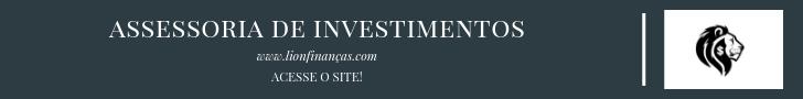 Assessoria de Investimentos da Lion Finanças