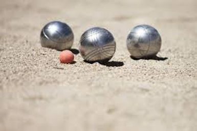 sable clapicette terrain de boules