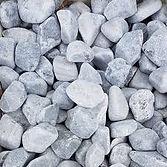 galet marbre gris bleu