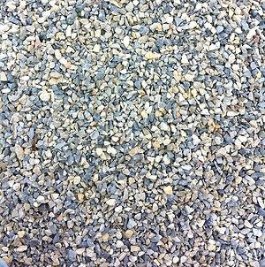 gravier concassé grain de riz