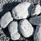 galet marbre gris