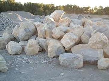 bloc pierre enrochement rocaille