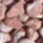 galet marbre rose