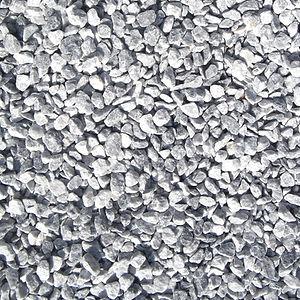 gravier gris bleu concassé