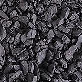 gravier noir basalt