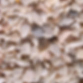galet marbre blanc rose