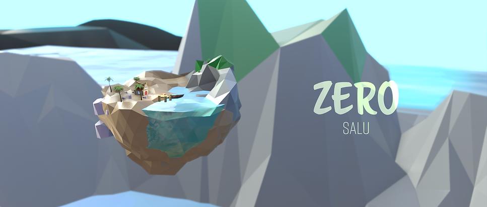 SALU - ZERO (Official Lyric Video)