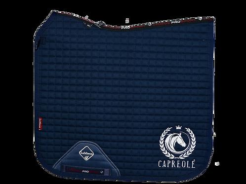 Capreole Dressur Schabracke LeMieux blau