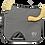 Thumbnail: Capreole Lammfell Schabracke Dressur grau