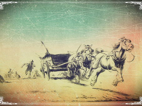Diary of a Saddler.