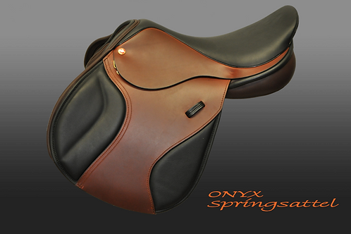 Capreole Onyx Springsattel