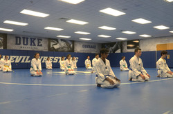 *Duke TKD 1st Belt Test