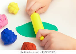 Play dough- activity time