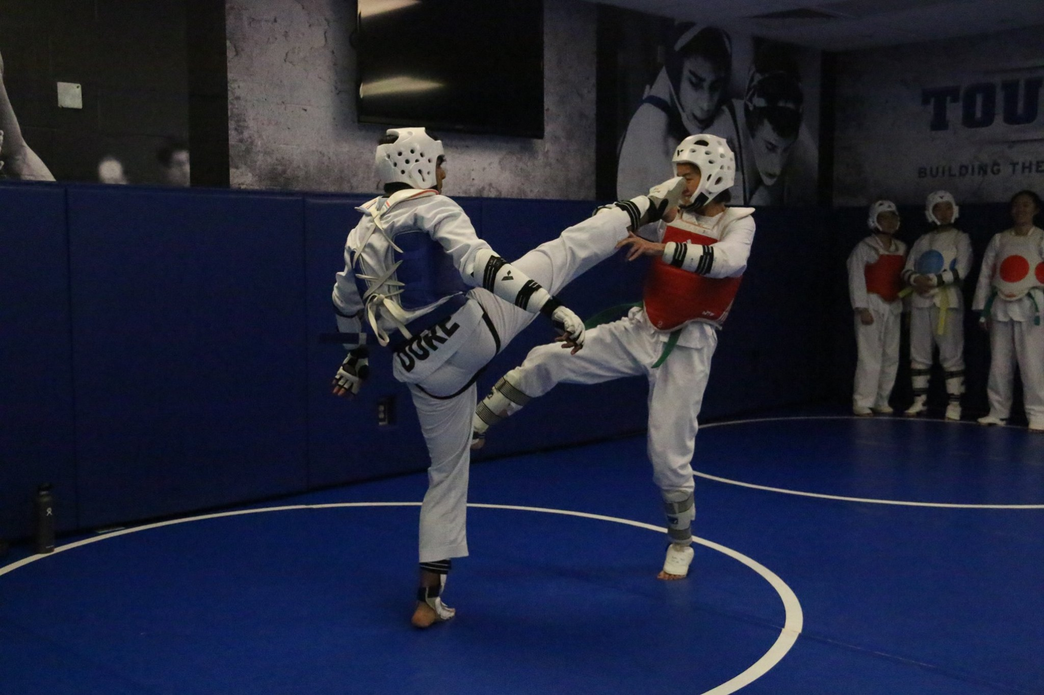 Duke TKD 1st Belt Test 5
