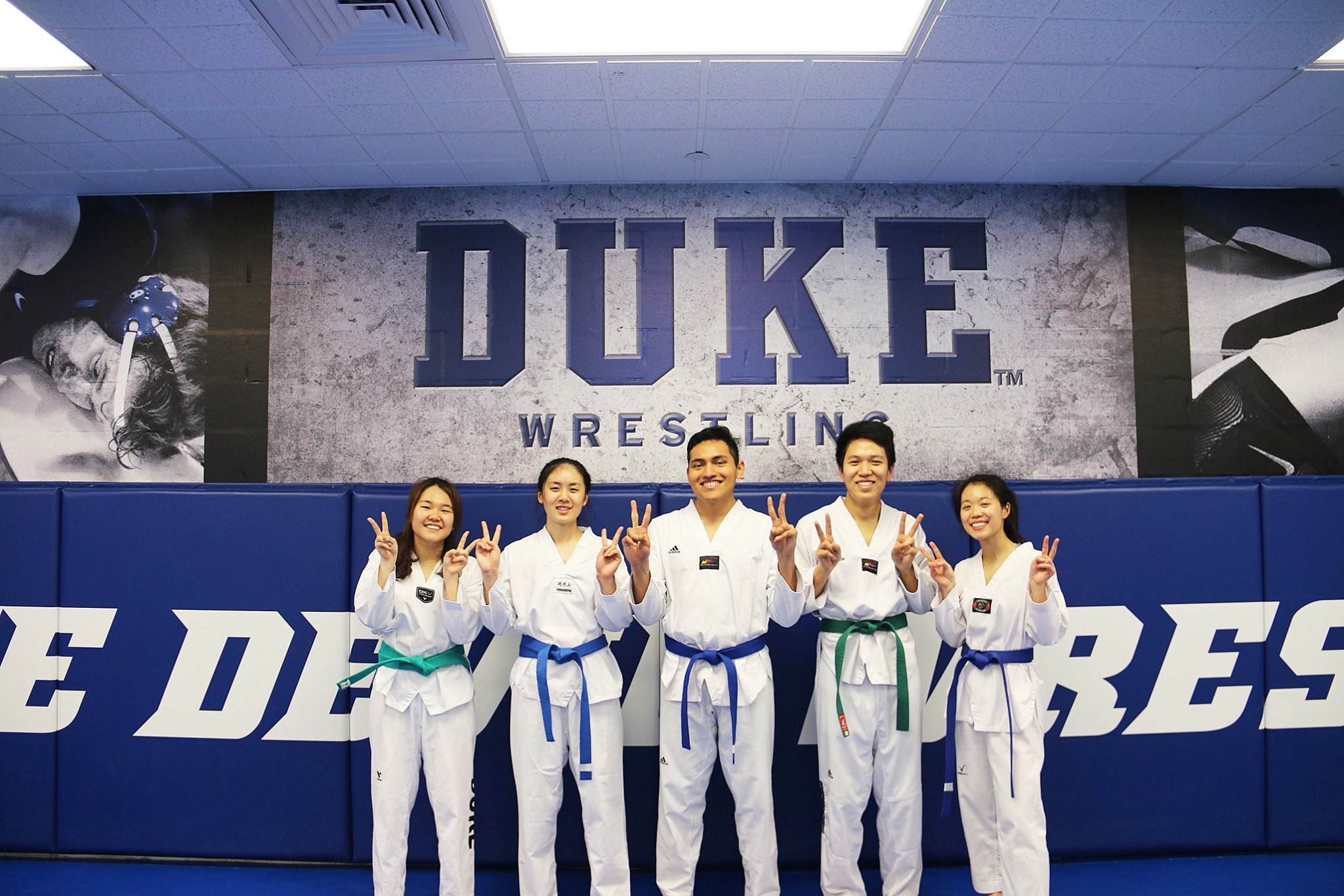 Duke TKD 3rd Test 9