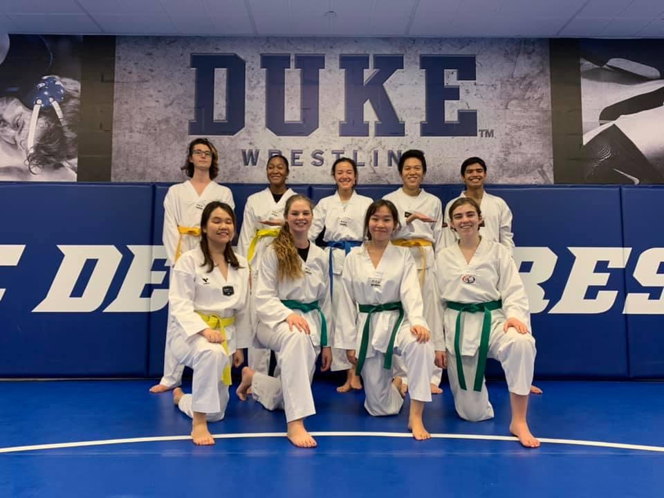 Duke TKD 2nd Test 4
