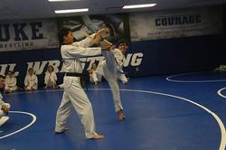 *Duke TKD 1st Belt Test 7