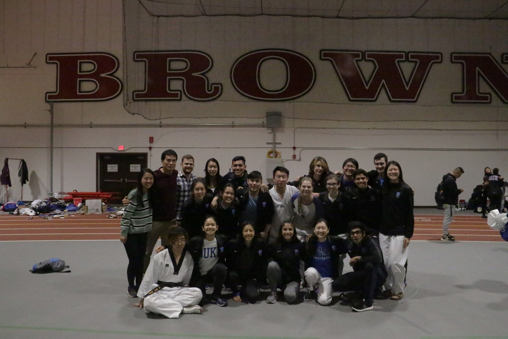 Duke TKD Brown 11