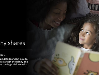 Share a nanny