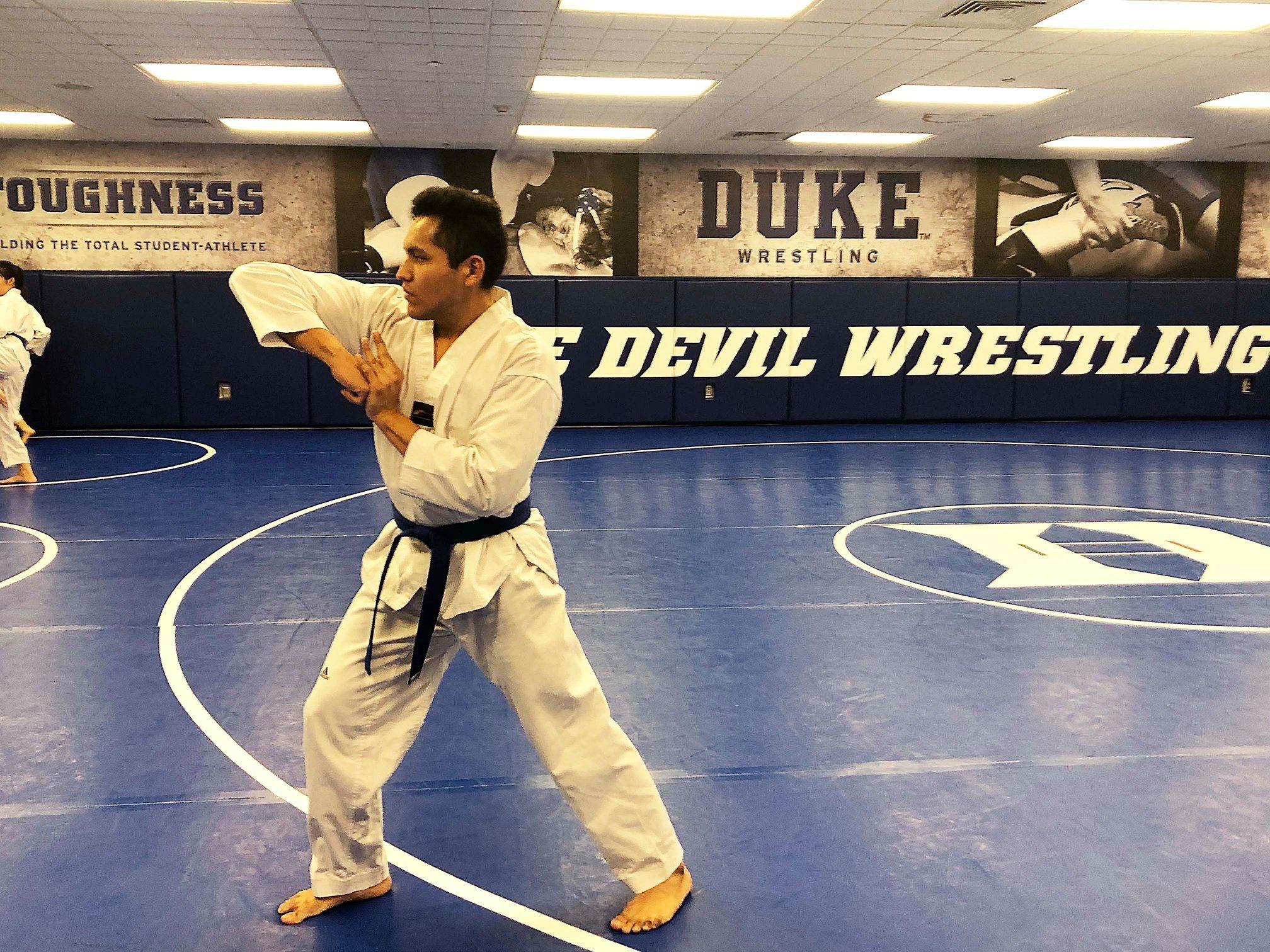 Duke TKD 3rd Test 5