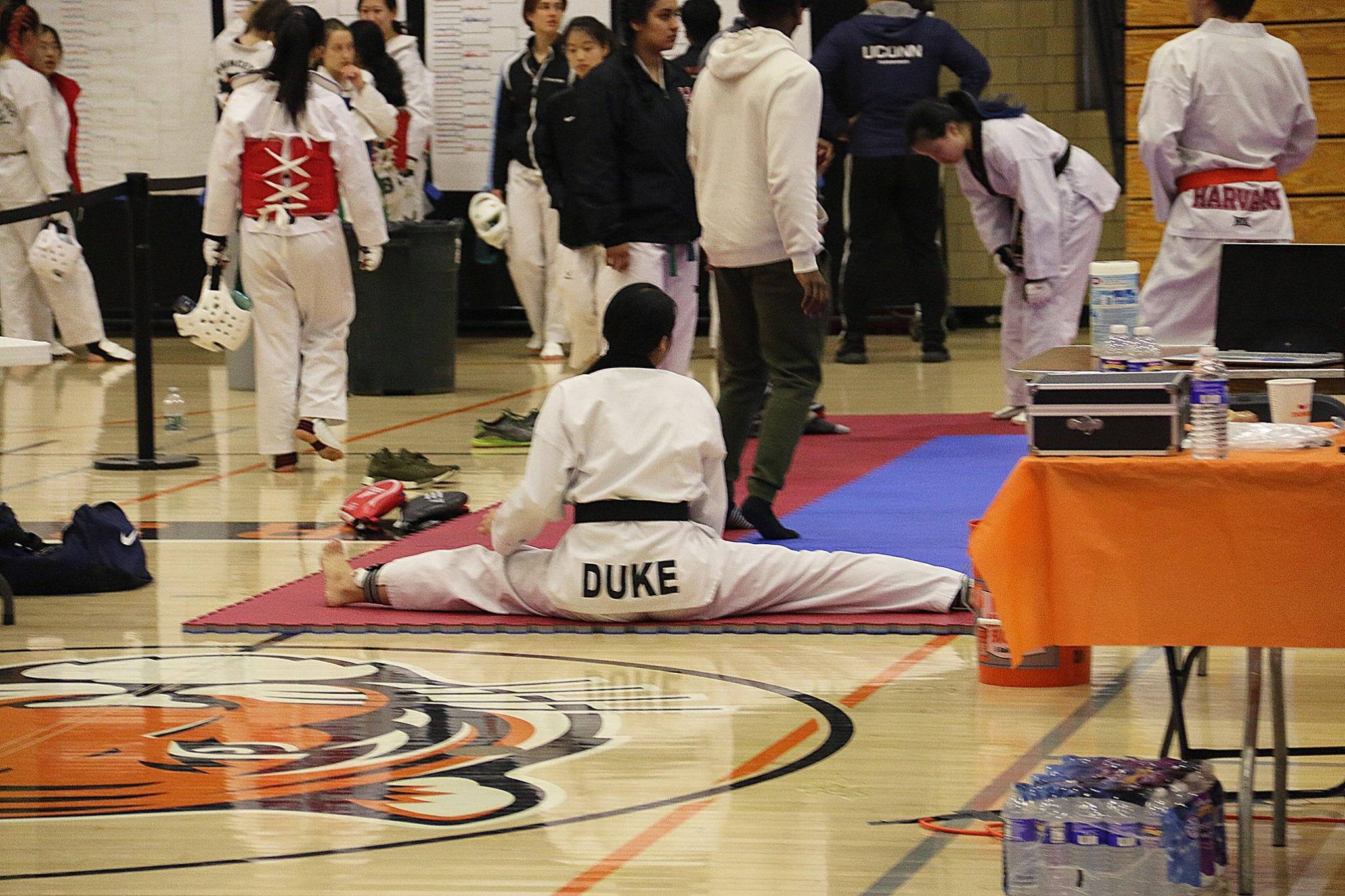Duke TKD Princeton 7