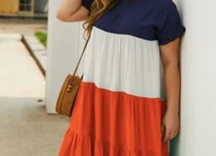 3 color baby doll ruffles