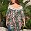 Thumbnail: Tropical flow blouse