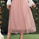 Thumbnail: tulle pink polka dot skirt