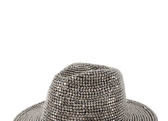nikki p studded hat