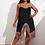 Thumbnail: black fringe dress