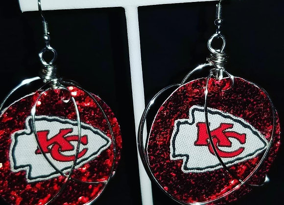 Custom Chief Earrings