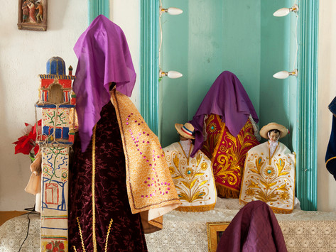 Relatos de Belén: Memoria comunitaria de la Semana Santa