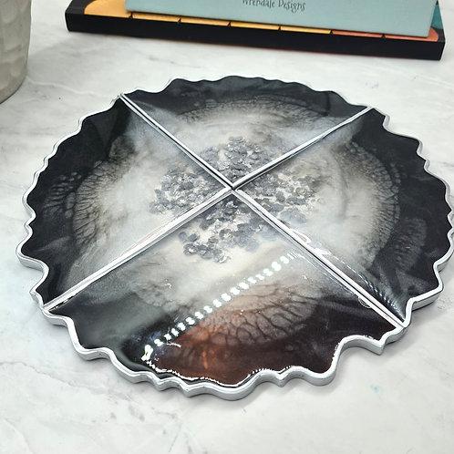 Geode Centrepiece Coasters