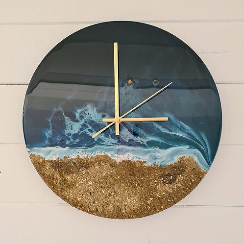 Beach Collection Clock