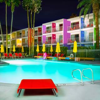 Color Swim, Palm Springs, CA