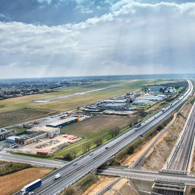 Vinci Autoroutes A10 LGV