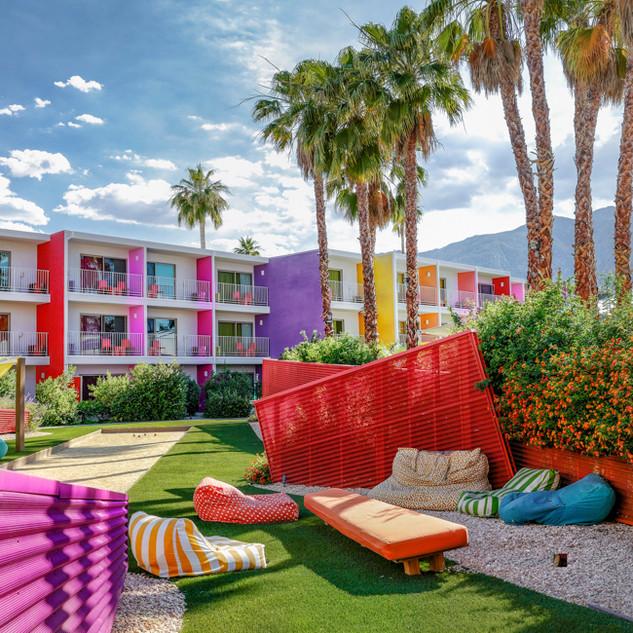 Saguaro, Palm Springs, CA