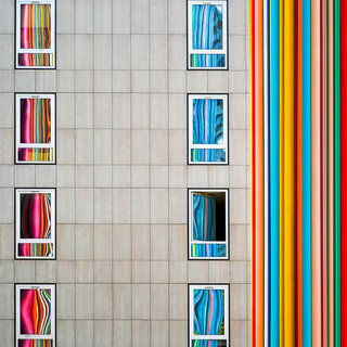 Color Lines #2, Paris