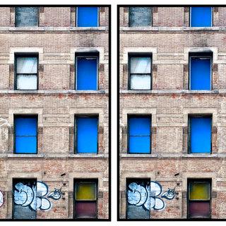 Le mur de Claire, NY