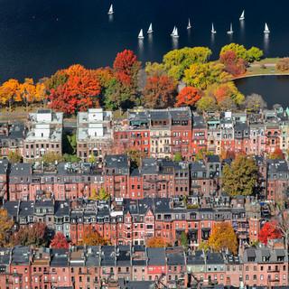 Painted Ladies, Boston